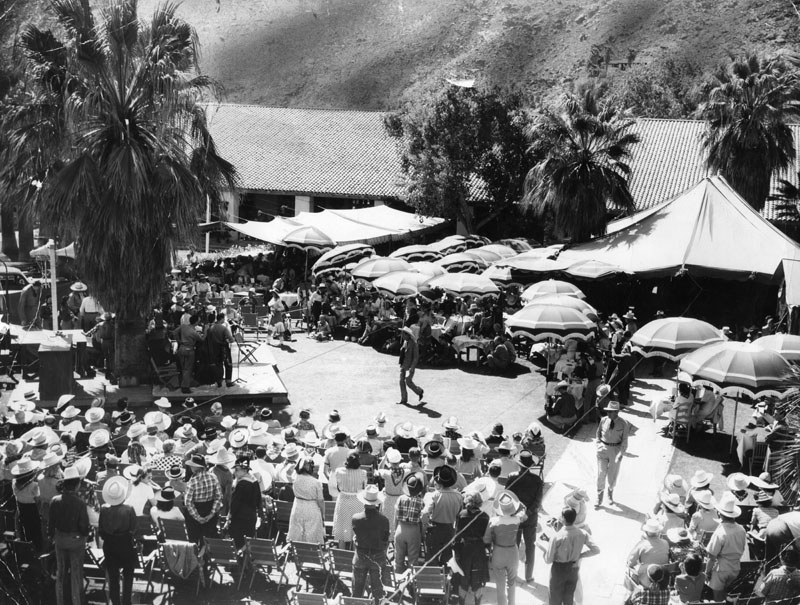 Desert Circus at the Desert Inn (1940)