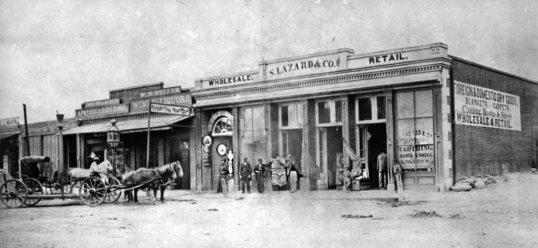 S. Lazard & Company, ca1870