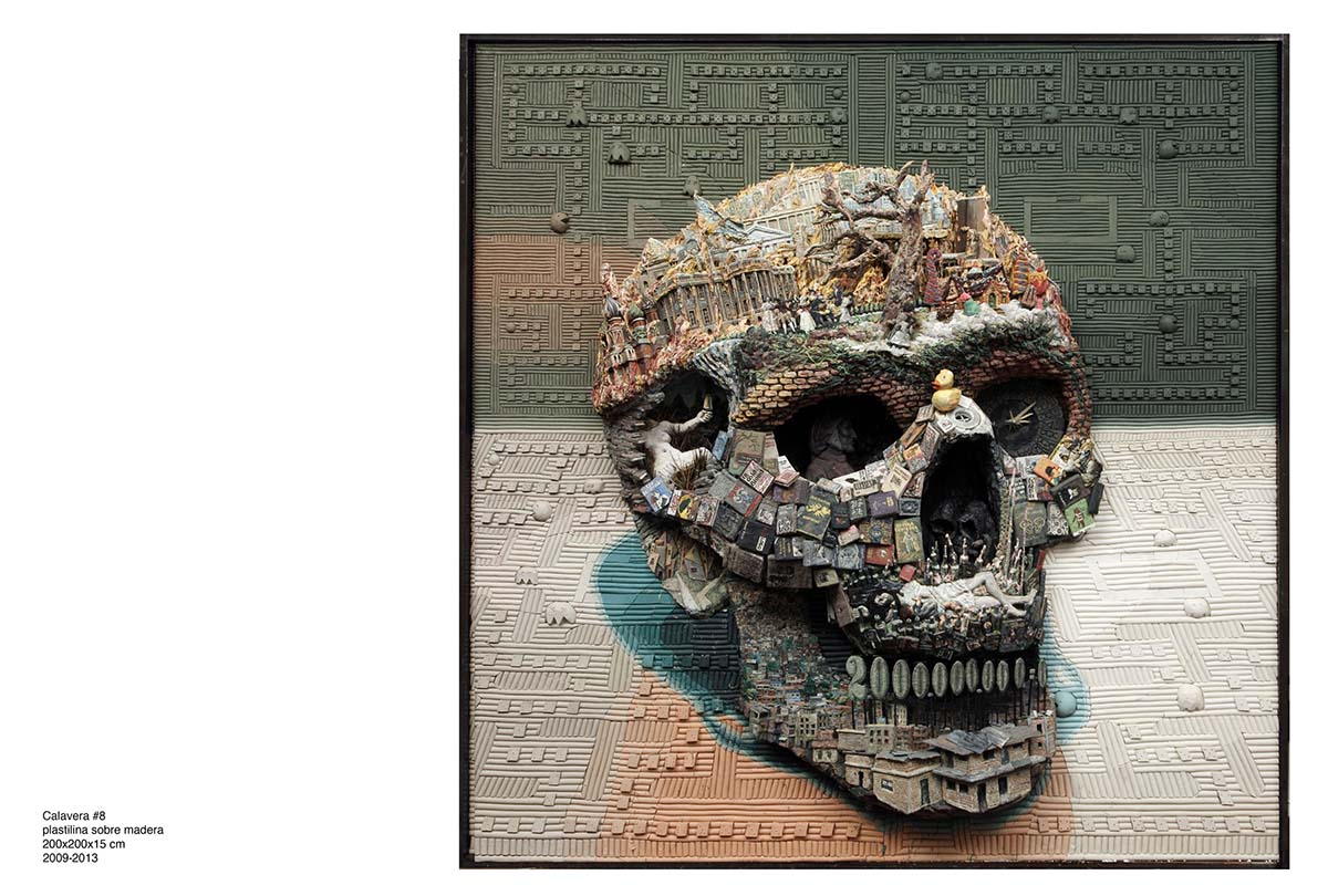 Mondongo, Calavera #8, 2009-2013 | Courtesy of the artists