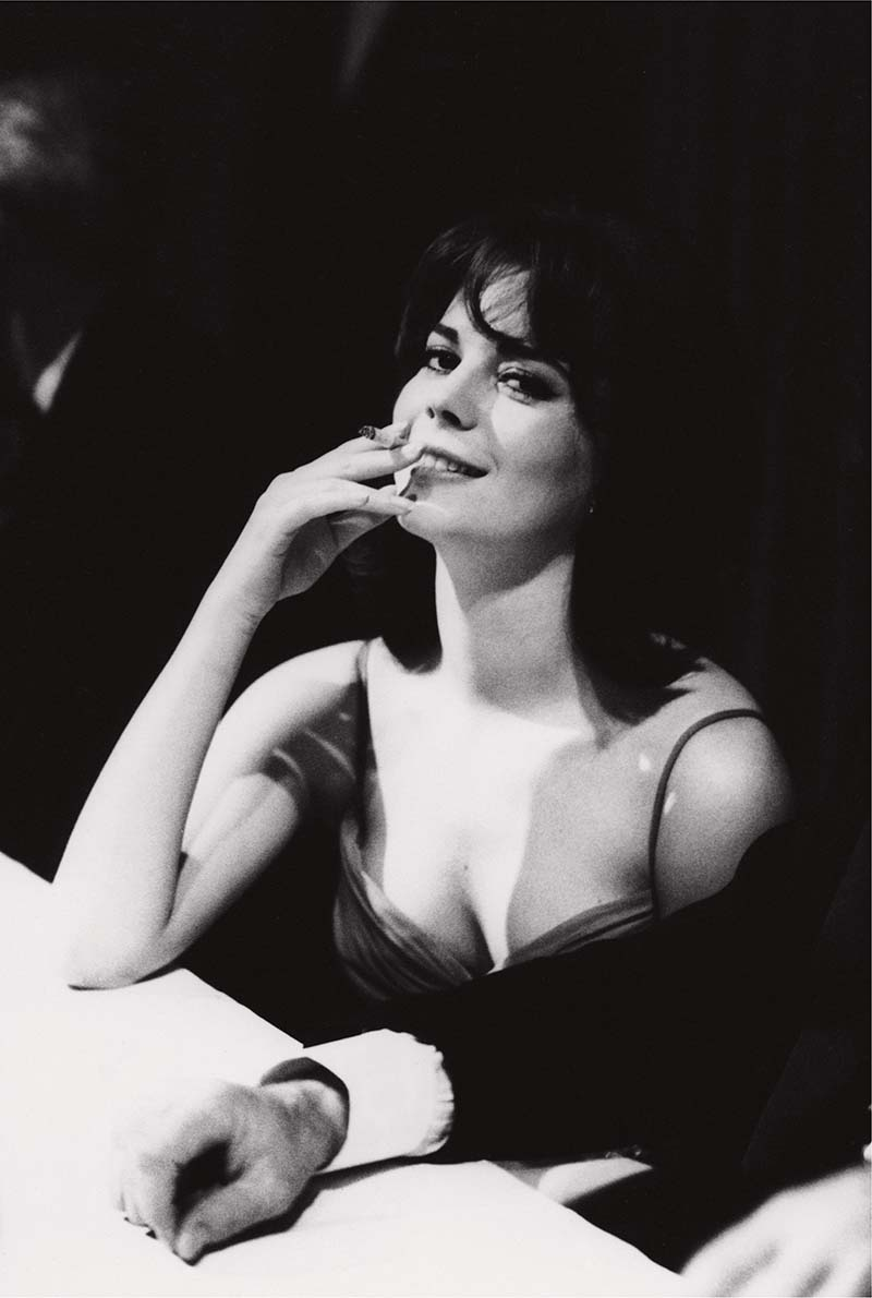 George Rodriguez, Natalie Wood, Golden Globe Awards, Los Angeles , 1962. | Courtesy of the artist.