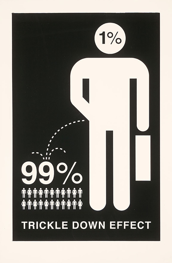 Trickle Down Poster