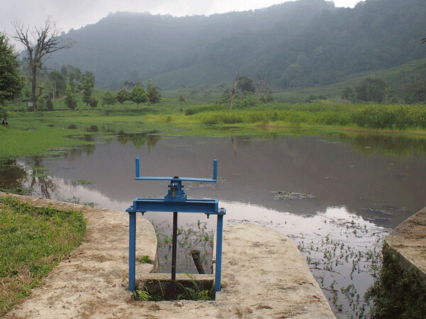 Headwaters of the Ciliwung River near Puncak, West Java, May 2017   Kian Goh