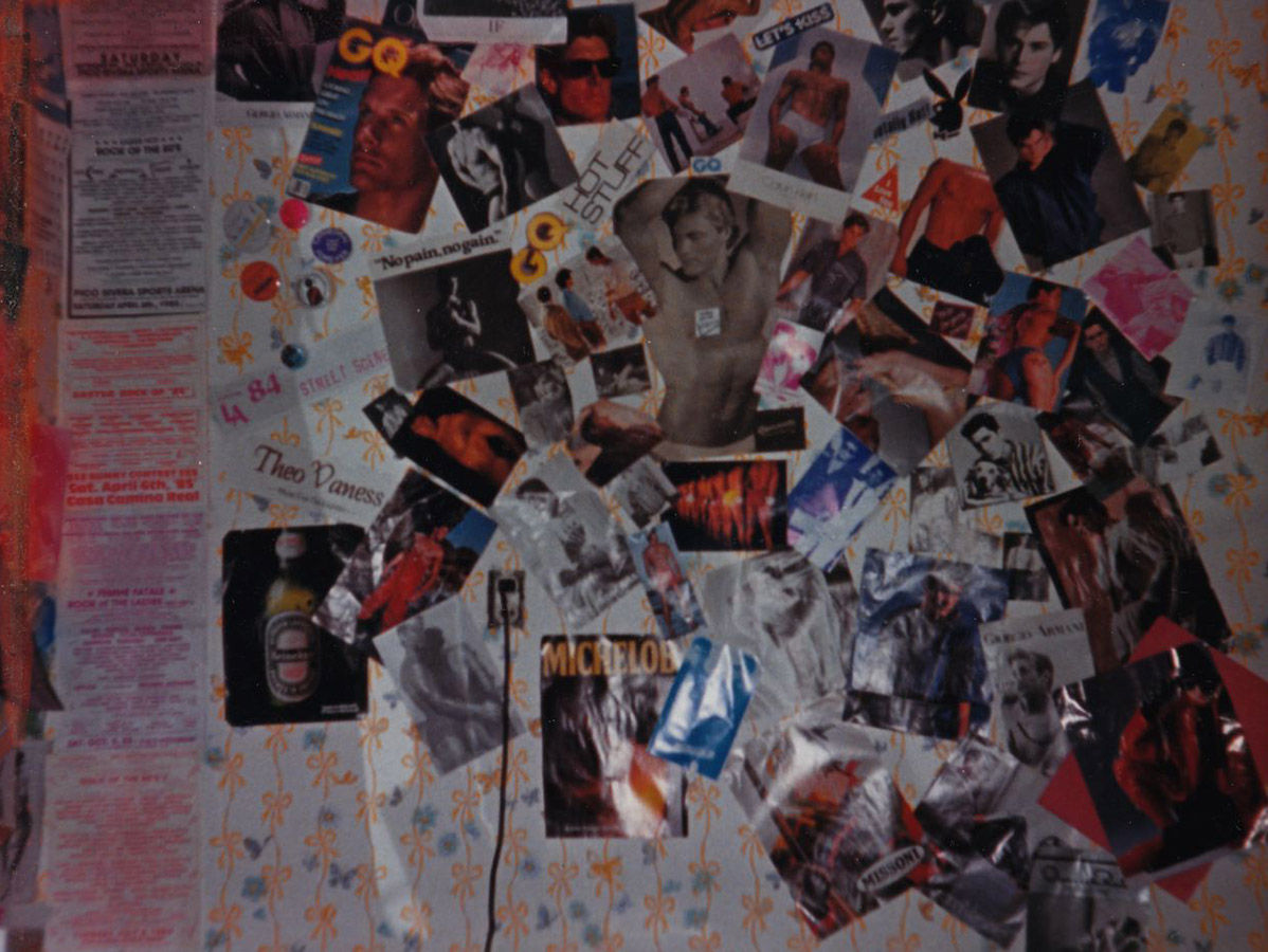 A collage of flyers and pictures