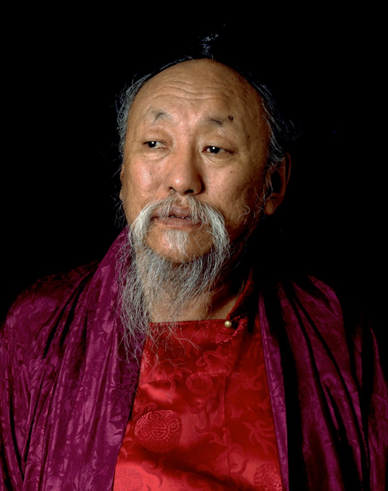 His Eminence Chagdud Tulku Rinpoche, 1990 | Don Farber