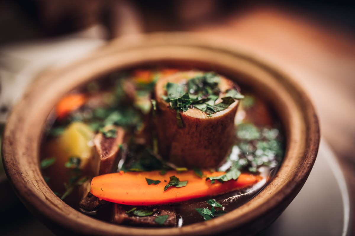 Cassia's pot au feu is also informed by the Vietnamese pho | Courtesy of Life & Thyme