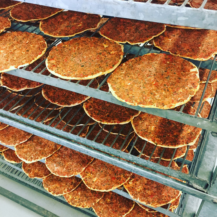 F & J Bakery (Abraham Partamian, Armenian Baker)