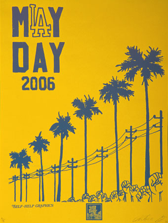 May Day 2006 Poster