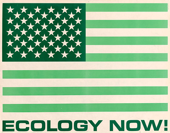 Ecology Now Poster