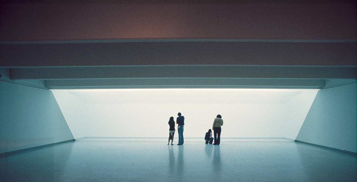Robert Irwin, untitled | Collection Walker Art Center, Minneapolis, Gift of the artists, 1971