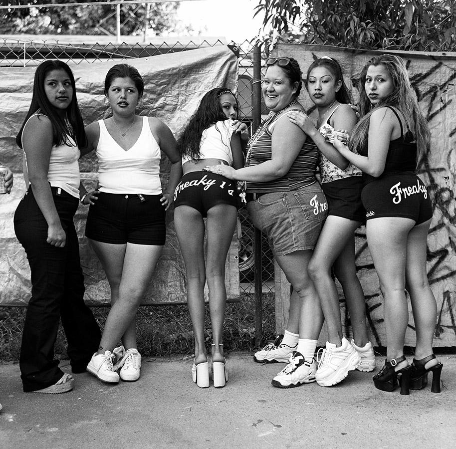 The Freaky 1s girls crew