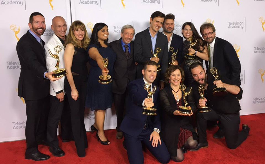 KCET at the 2016 L.A. Area Emmys