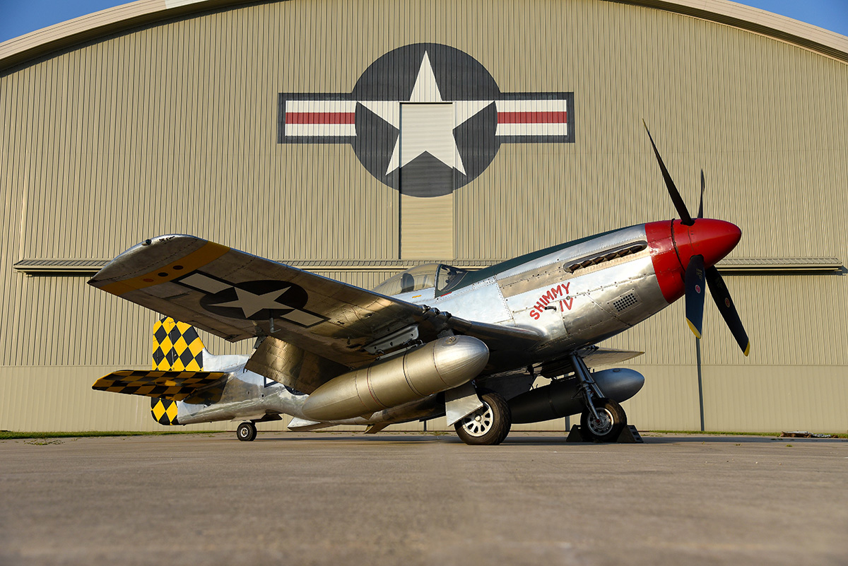 North American P-51D Mustang | U.S. Air Force
