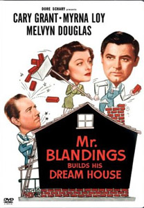 DVD cover for Mr. Blandings Builds His Dream House. | Wikicommons