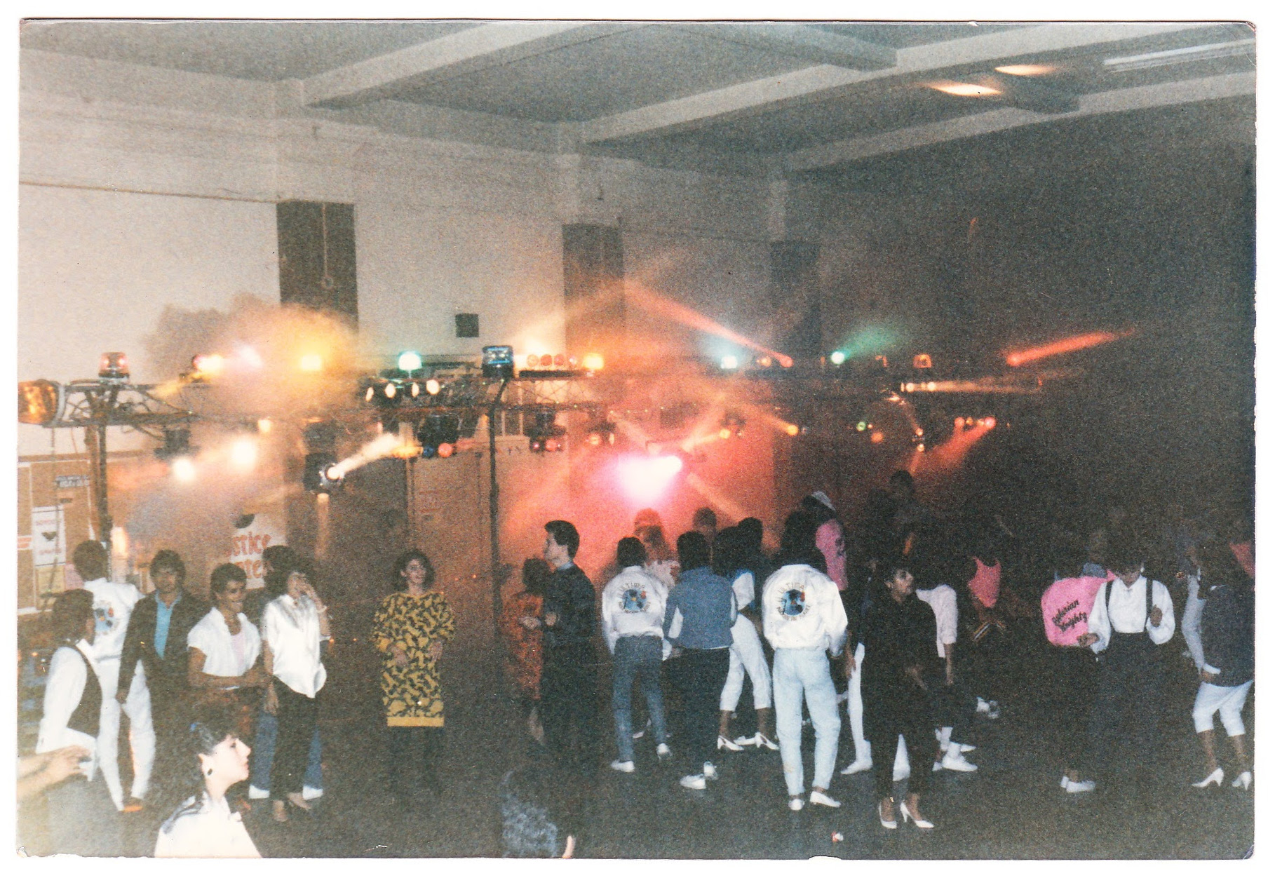1980s East LA Backyard Parties