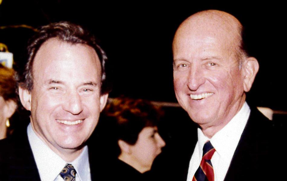 Al Jerome and Bill Kobin