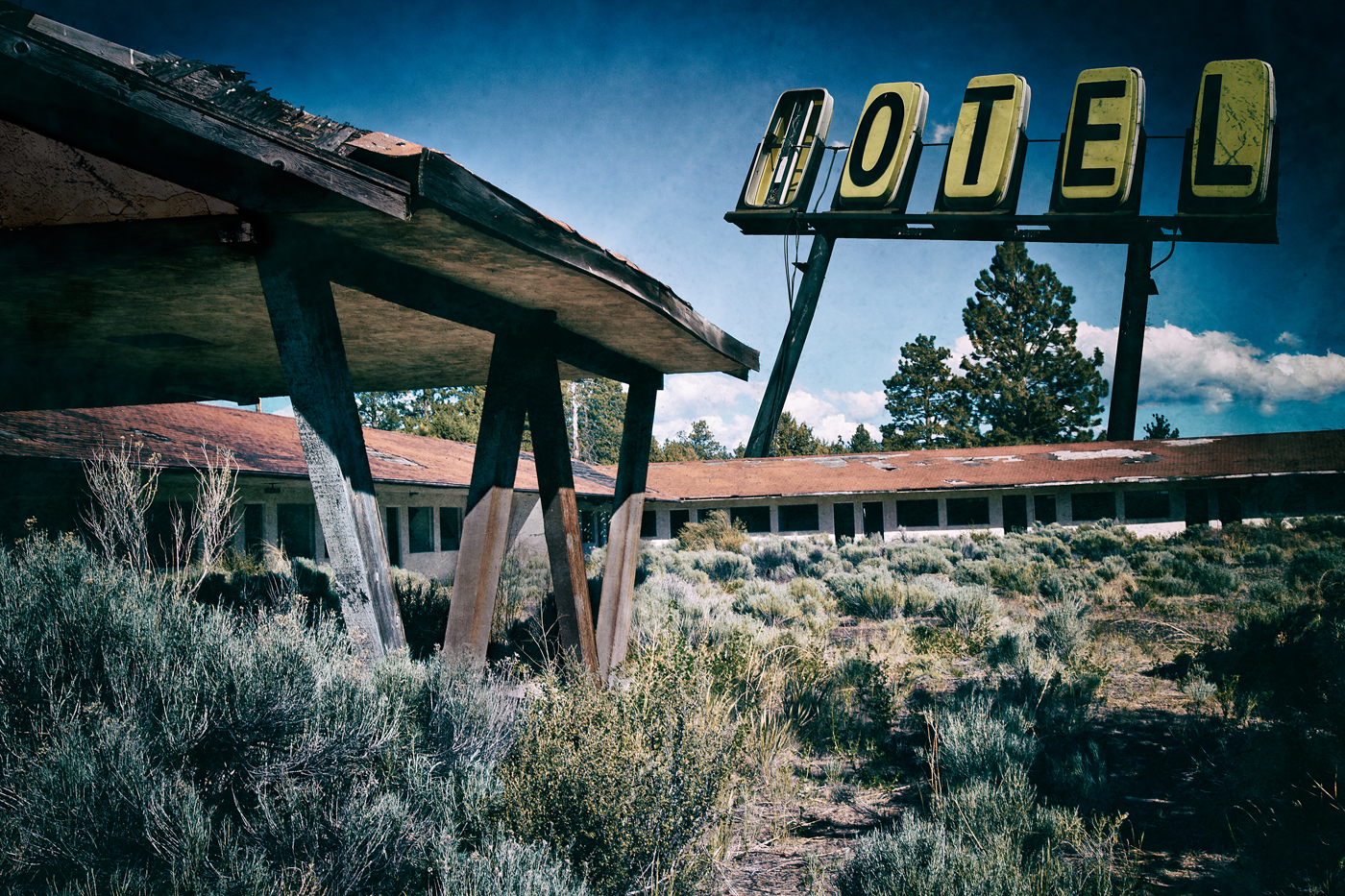 Motel by Nyla James