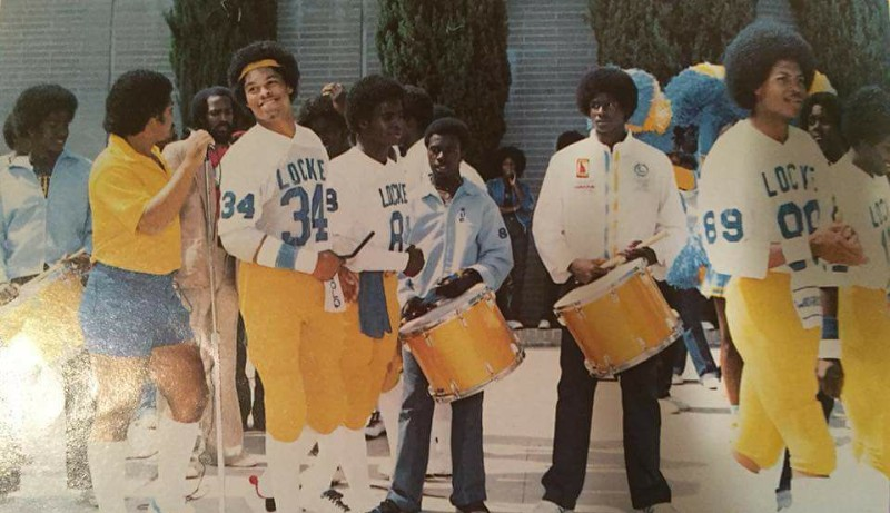 Saints (year unknown) | Courtesy of Nina L. Brown
