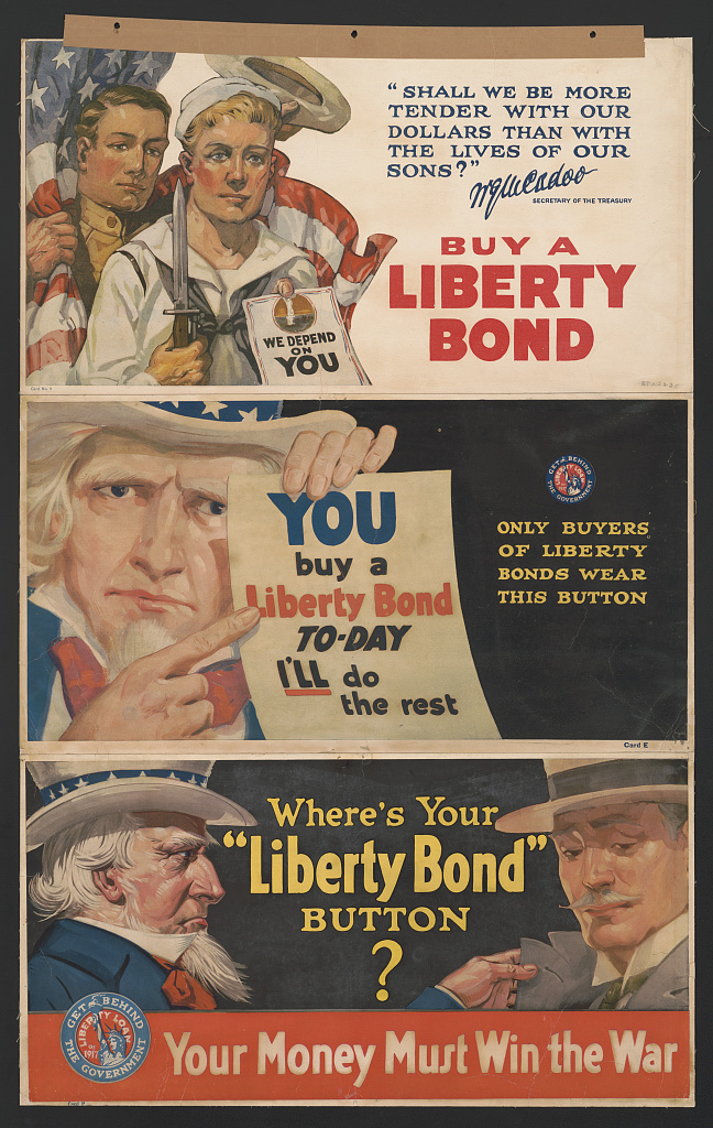 """Buy a Liberty Bond"""