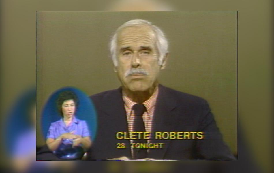 Clete Roberts