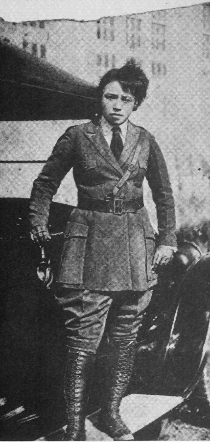 Bessie Coleman | Flickr/SDASM Archives/Creative Commons