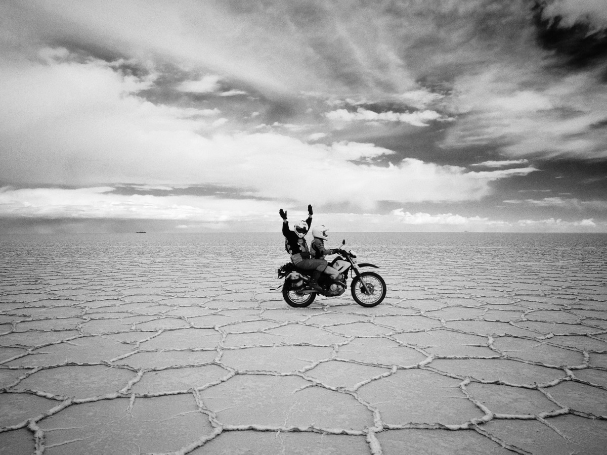 Salar de Uyuni, Bolivia. | Photo: Courtesy of Heather Johnson.
