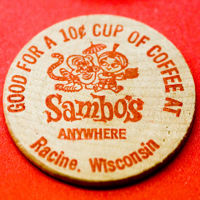 10 Cents Cup of Coffee, Sambo's