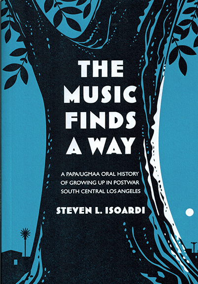 """The cover for Steven Isoardi's """"The Music Finds a Way."""" 