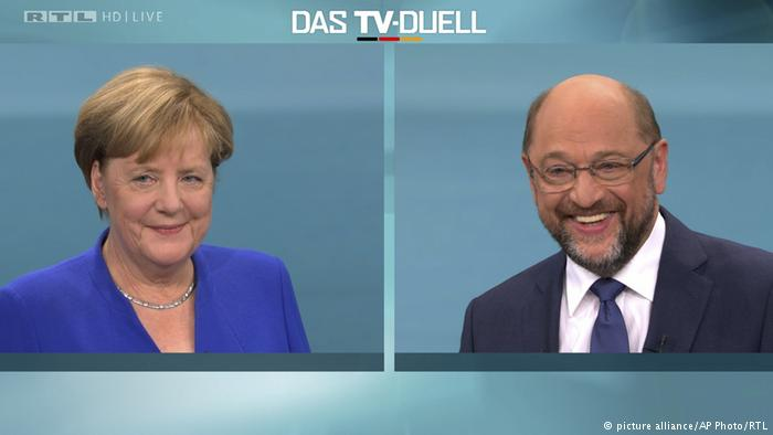 Germany Decides: Merkel & Schulz