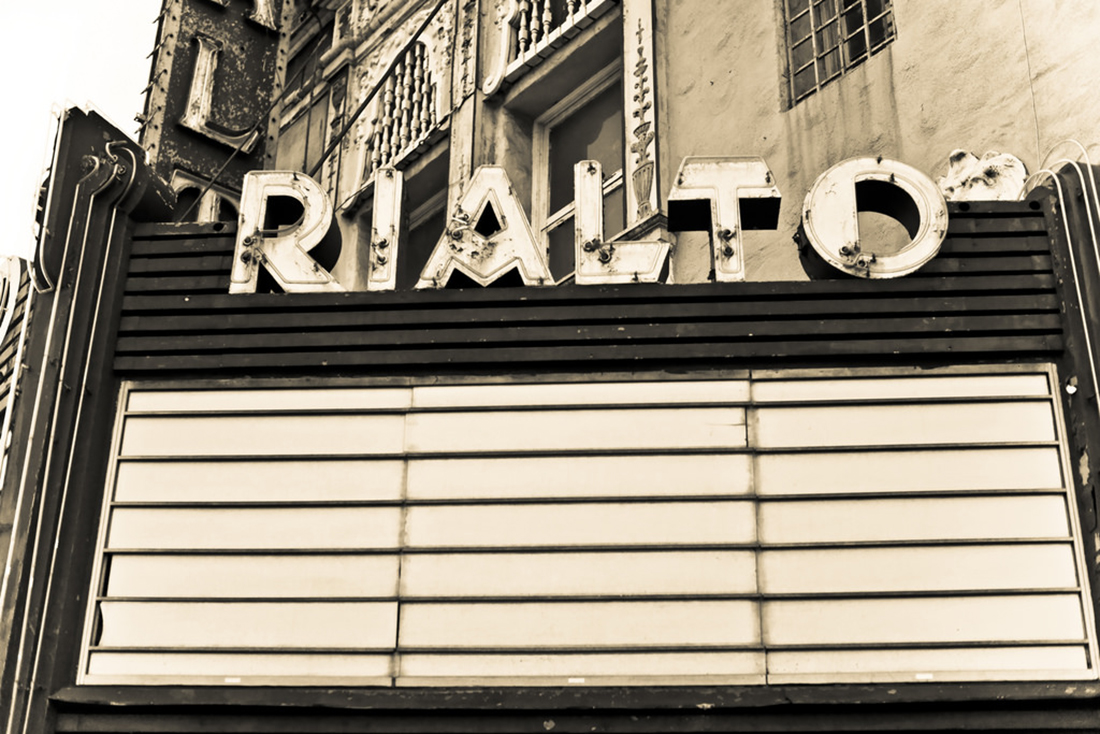 Rialto Theatre Plate 3 | Thomas Hawk