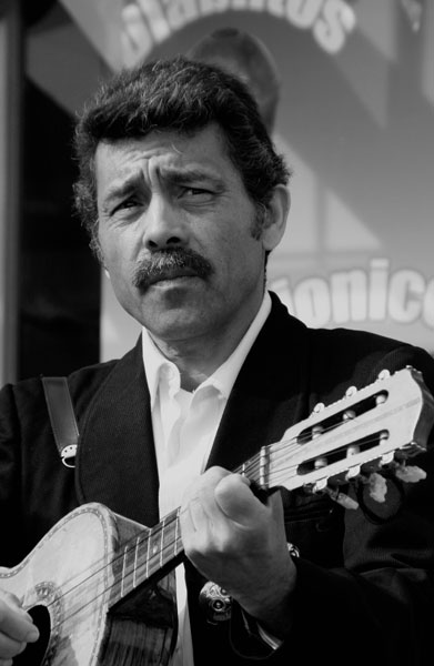 Mariachi at Mariachi Plaza | Chris Lott/Flickr