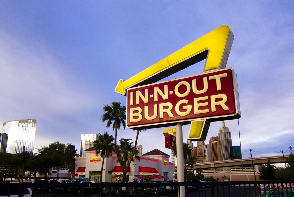 In n' Out Las Vegas