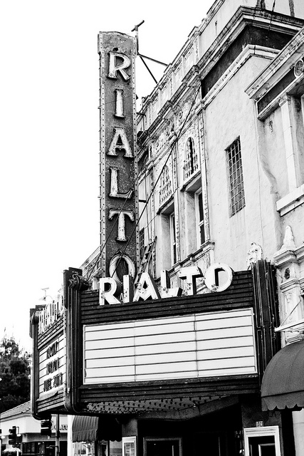 Rialto Theatre Plate 2 | Thomas Hawk