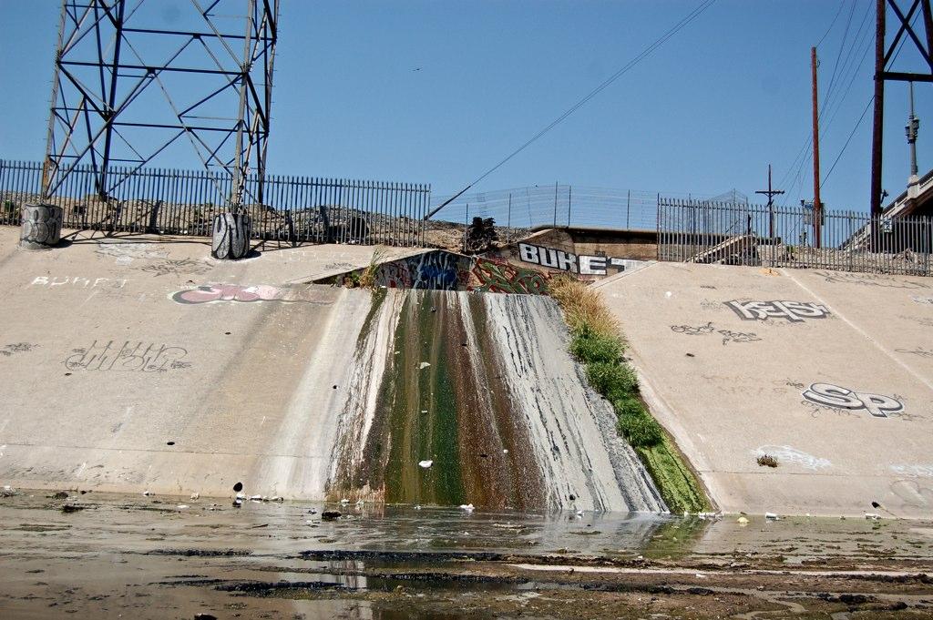 LA River Pollution