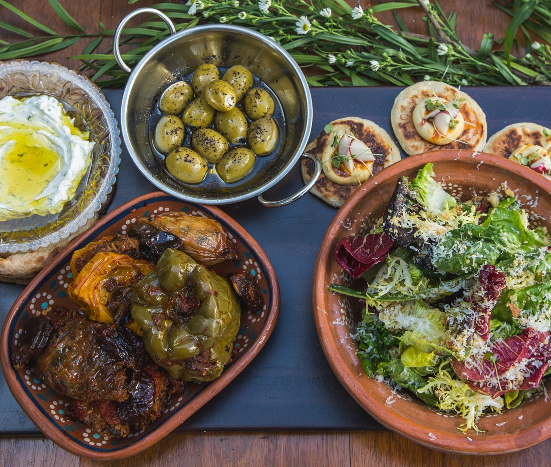 The Migrant Kitchen: Middle Eastern cuisine