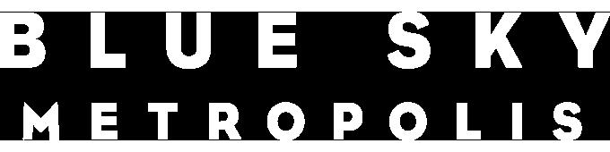 Blue Sky Metropolis logo