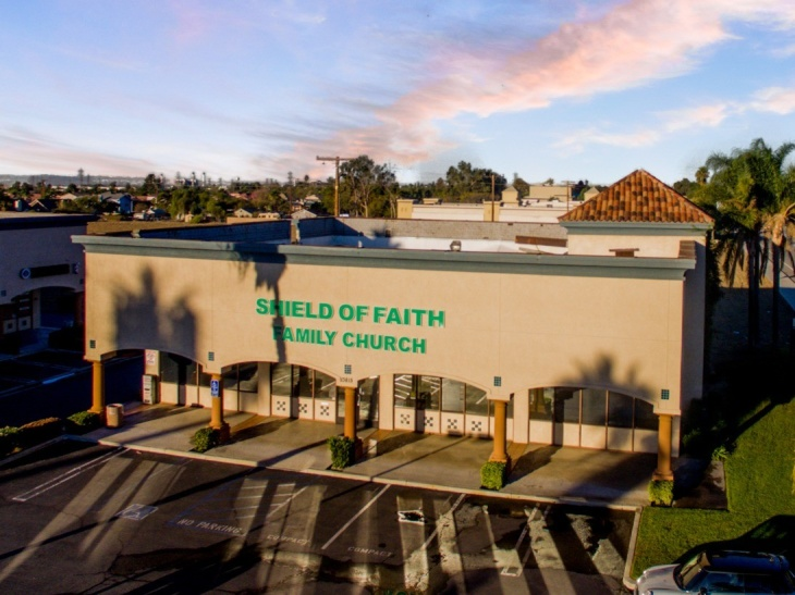 The lead pastor at Shield of Faith Family Church in Fontana is one of the plaintiffs in a religious freedom lawsuit targeting state and county stay-at-home orders.   Courtesy Shield of Faith Family Church