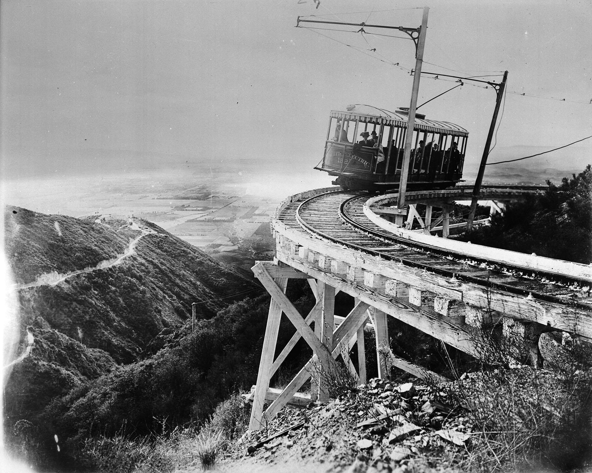 Circular Bridge, circa 1910