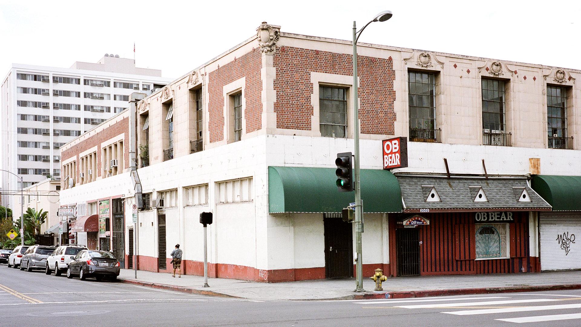 Corner of 7th Street & Westmoreland Avenue