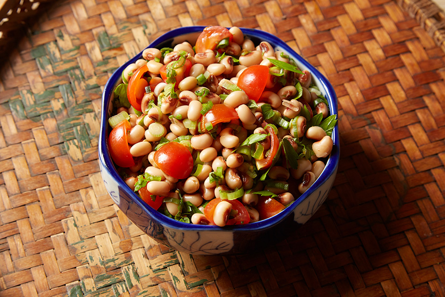 Texas Caviar from Pati's Mexican Table.