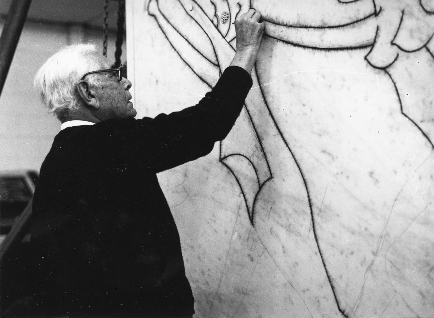 Rufino Tamayo, Litho Stone, 1980