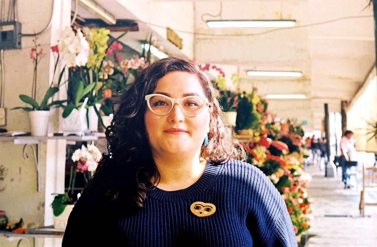 Ana Serrano | Samanta Helou Hernandez