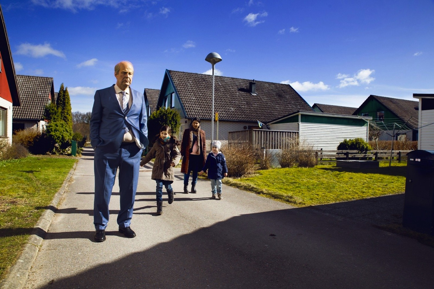 """A Man Called Ove"" movie"