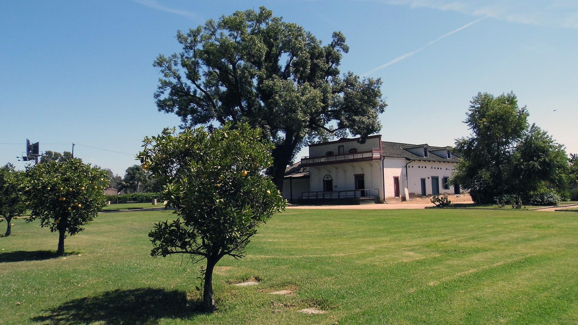 Pío Pico State Historic Park
