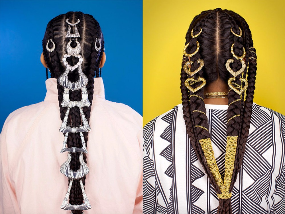 """Adornment"" and ""Trenzas"" 