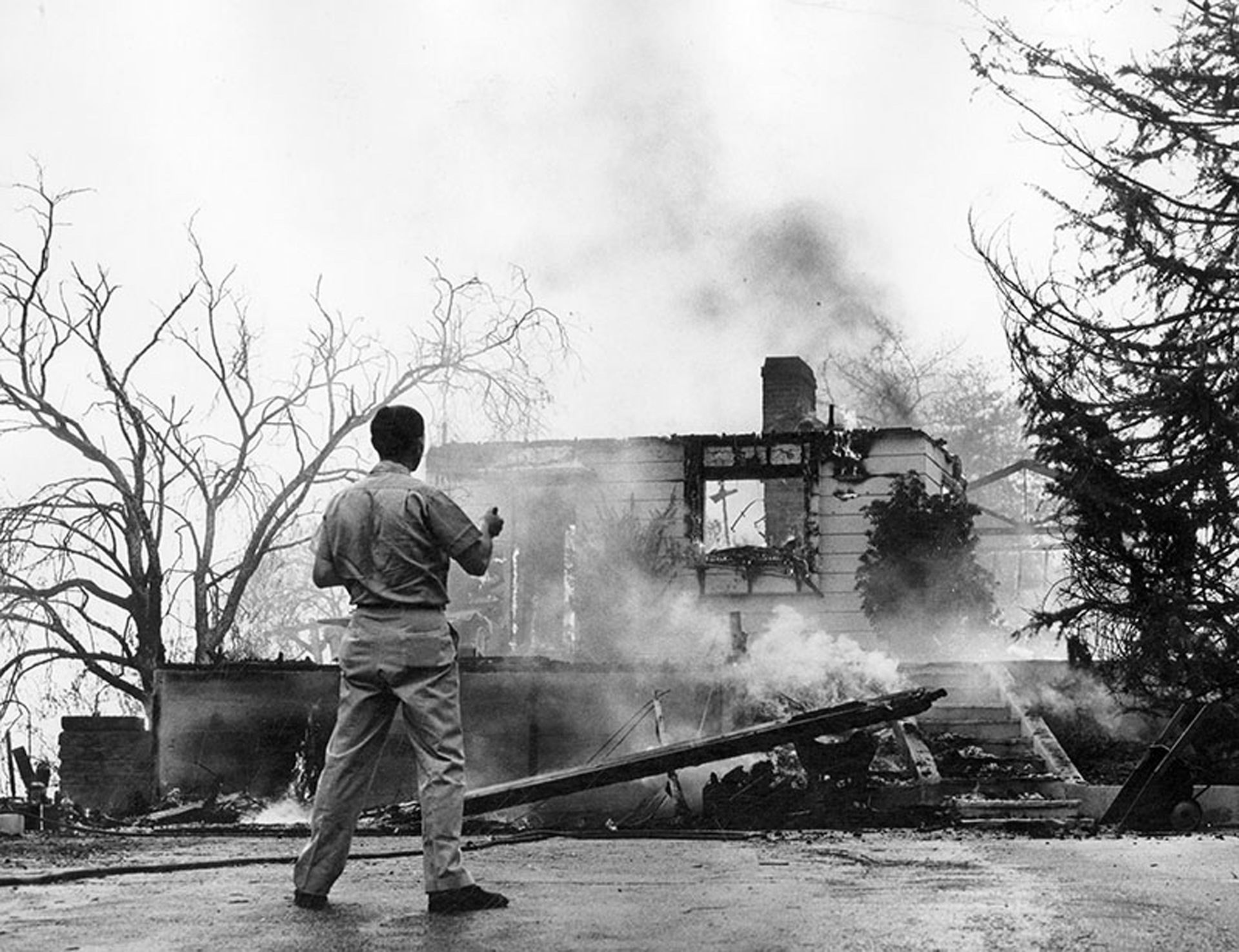 After the Fire, 1959