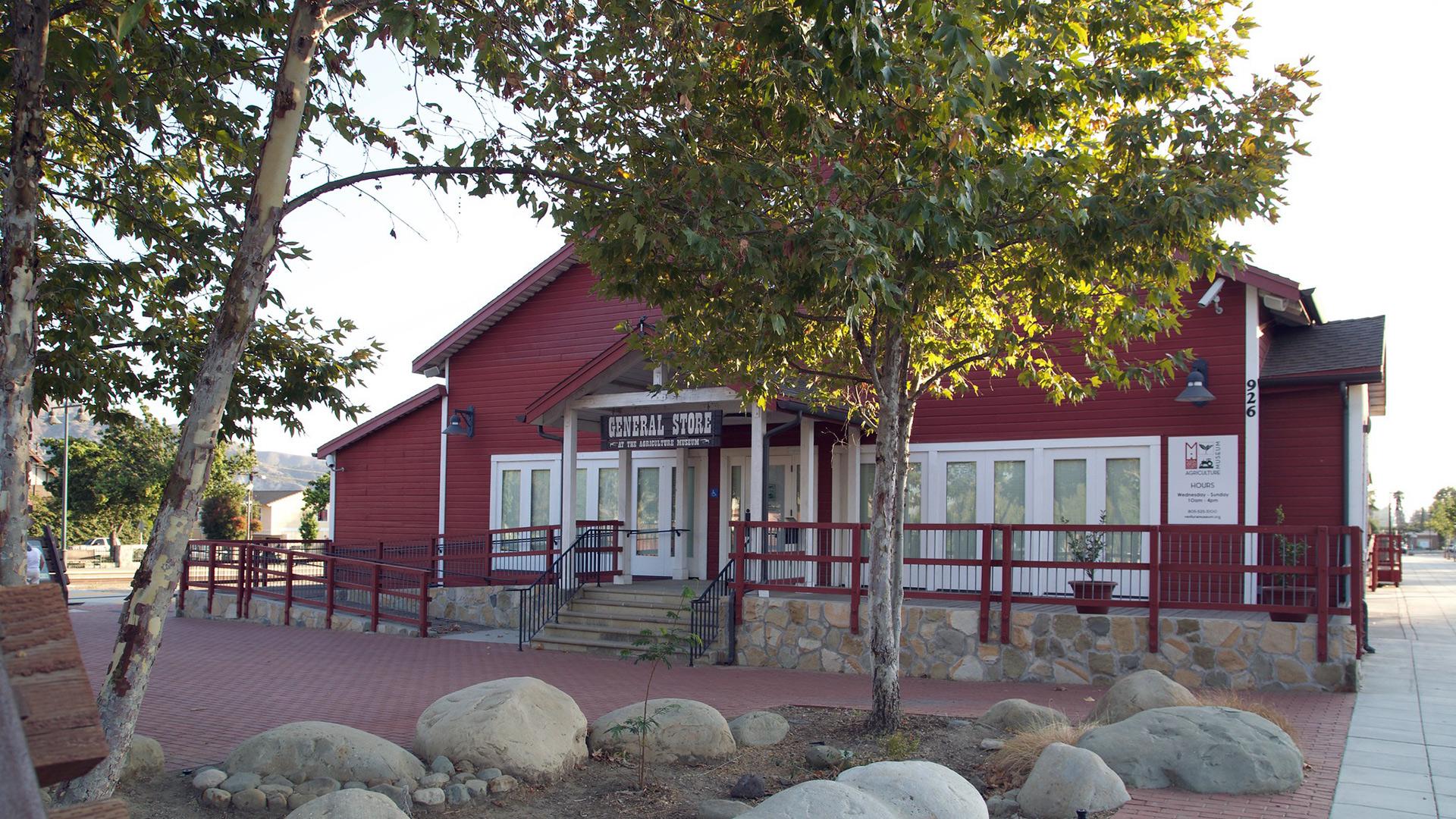 Agriculture Museum, Santa Paula|