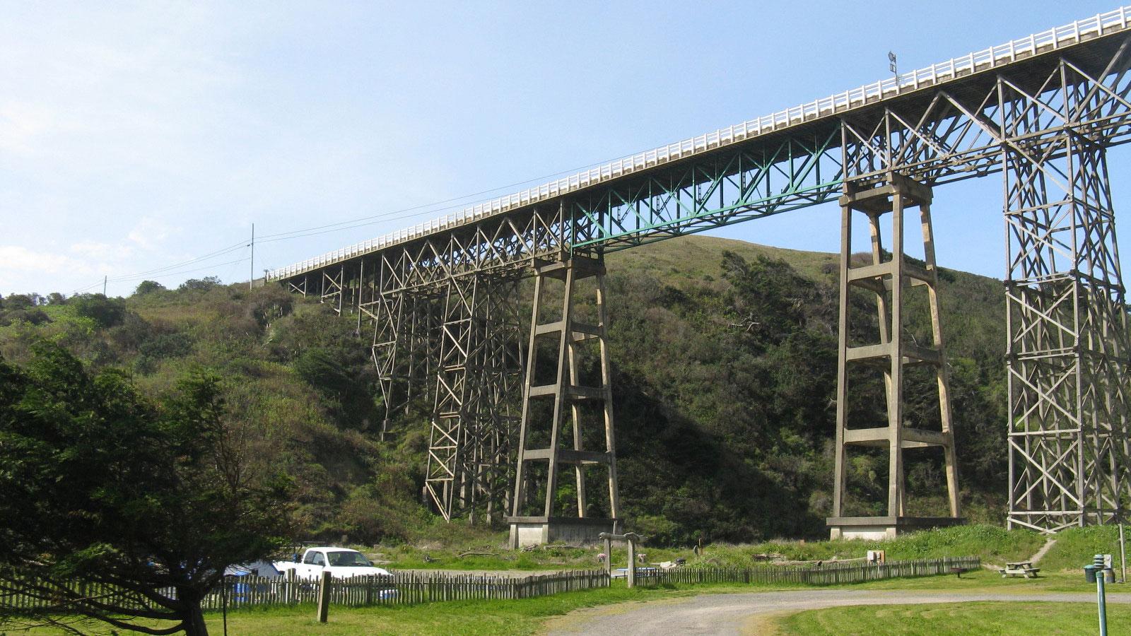 albion river bridge