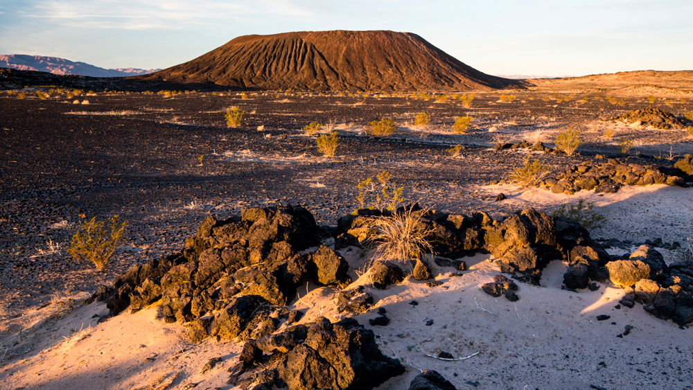 Amboy Crater | Photo: Bob Wick/BLM