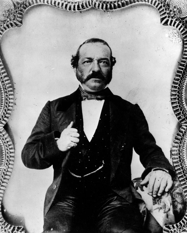 Andres Pico, one of California's four delegates to the electoral college