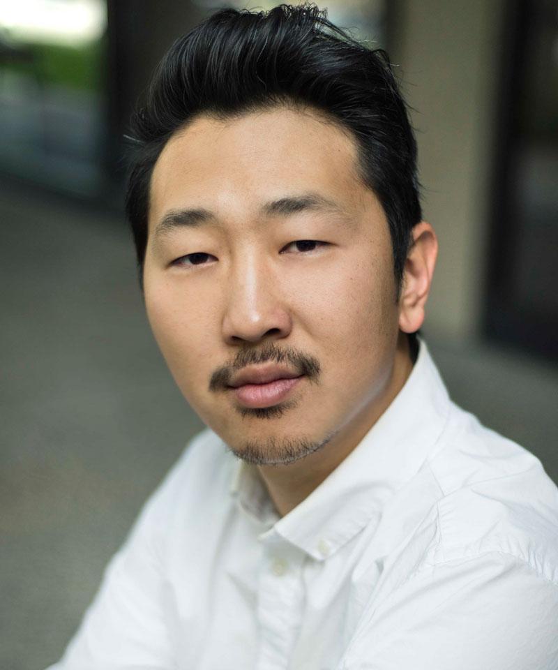 Andrew Ahn photo by Mitch Dao